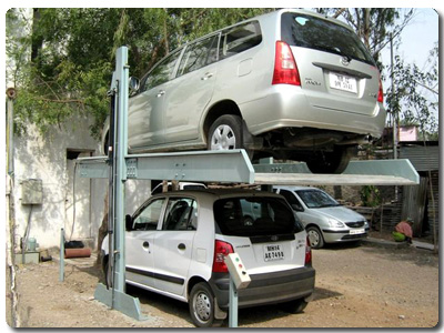 Mechanised Car Parking System